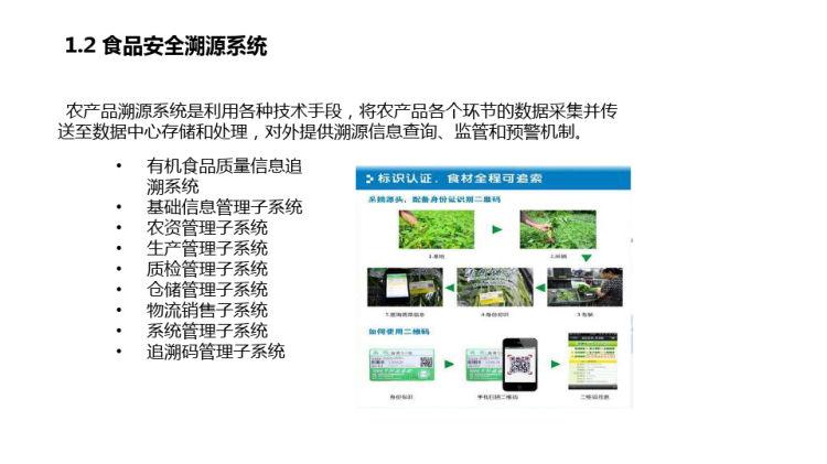 智慧农业整体解决方案PPT