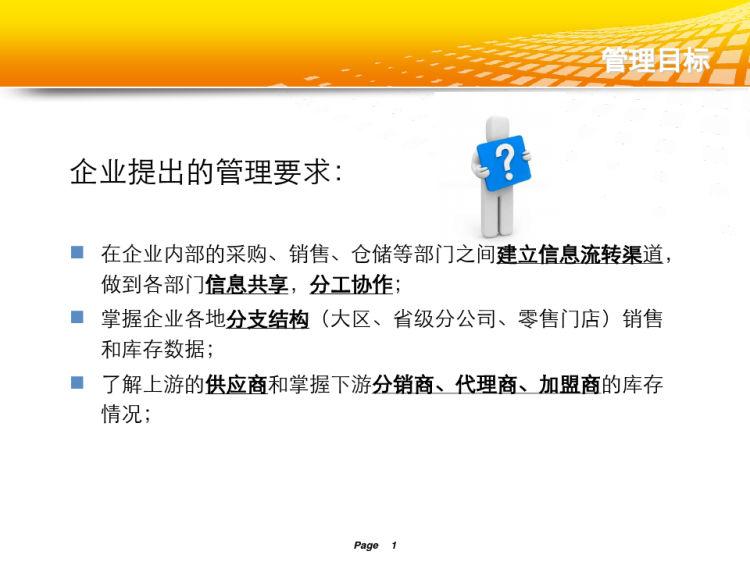 供应链管理系统介绍PPT