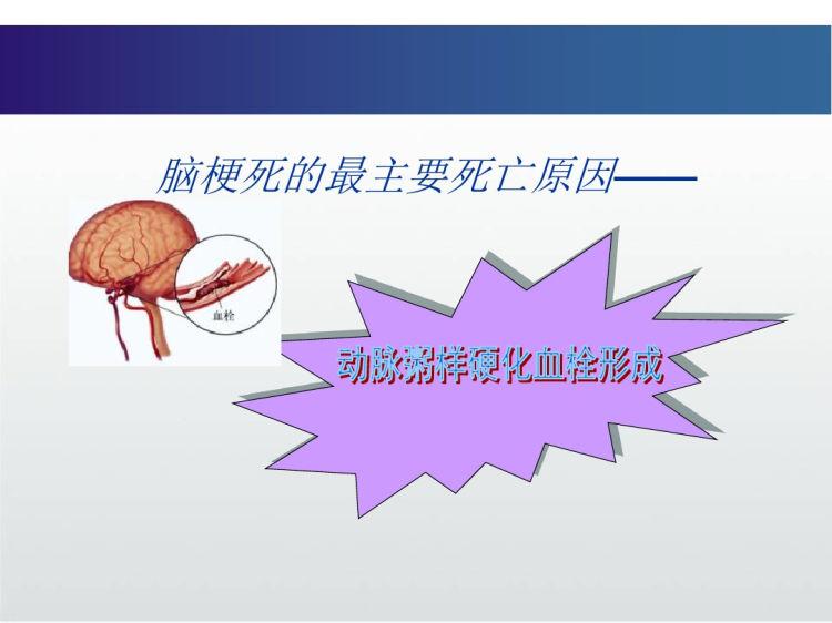 脑梗塞静脉溶栓护理PPT