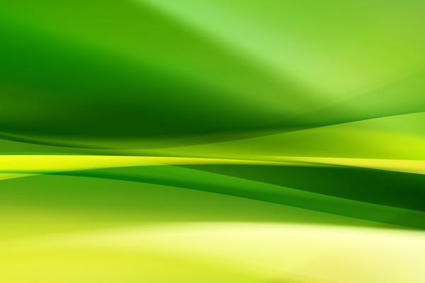黄绿色艺术设计PPT背景图片