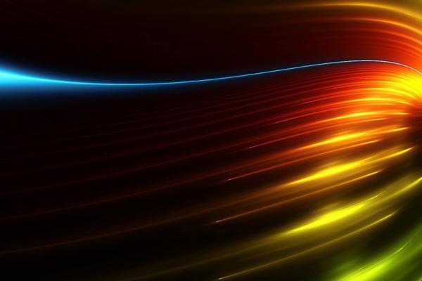 炫彩系列抽象幻灯片背景图片