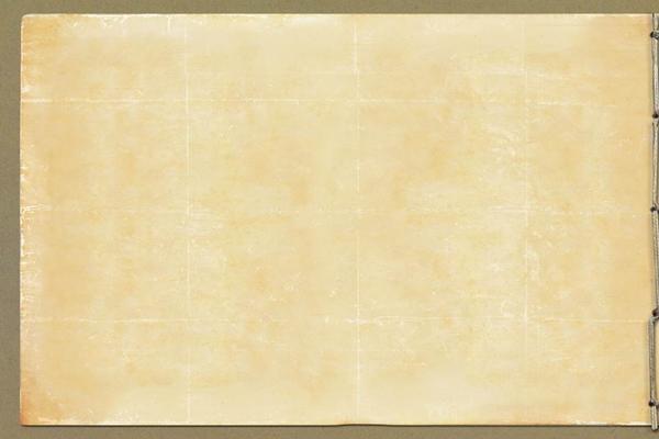 两张古典线装书纸张PPT背景图片