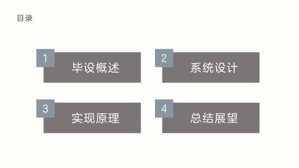 PPT目录页导航的几种常用方法-12