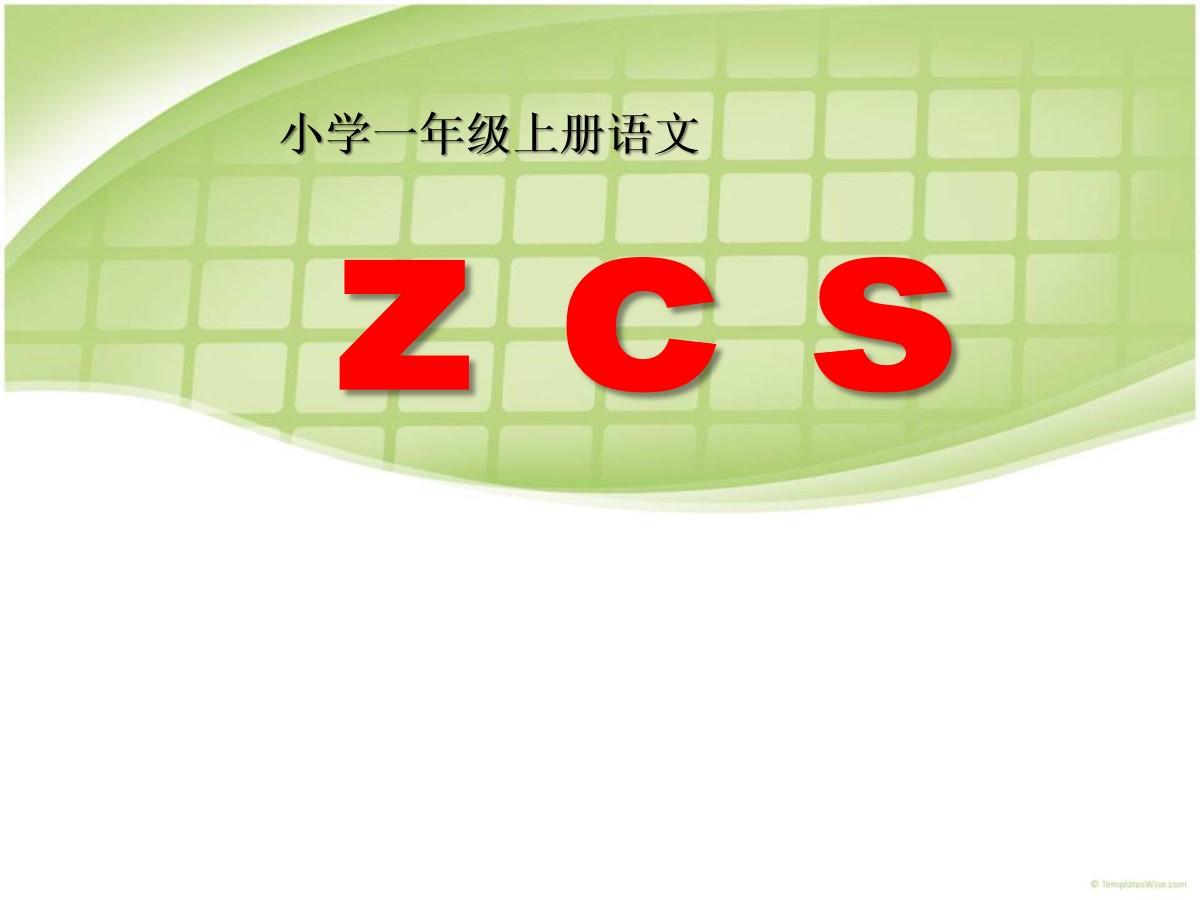《zcs》PPT课件3