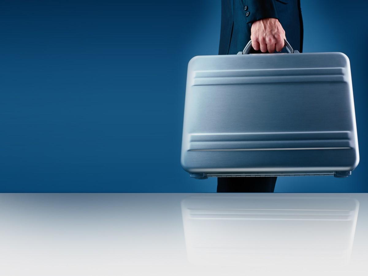 商务风格通用PPT模板 蓝色PPT背景下载