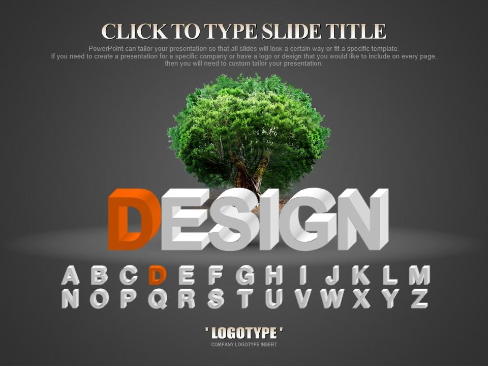 欧美风格双色系DESIGN设计模板