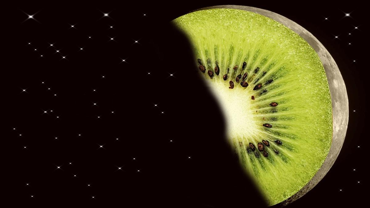 水果星系艺术PPT模板
