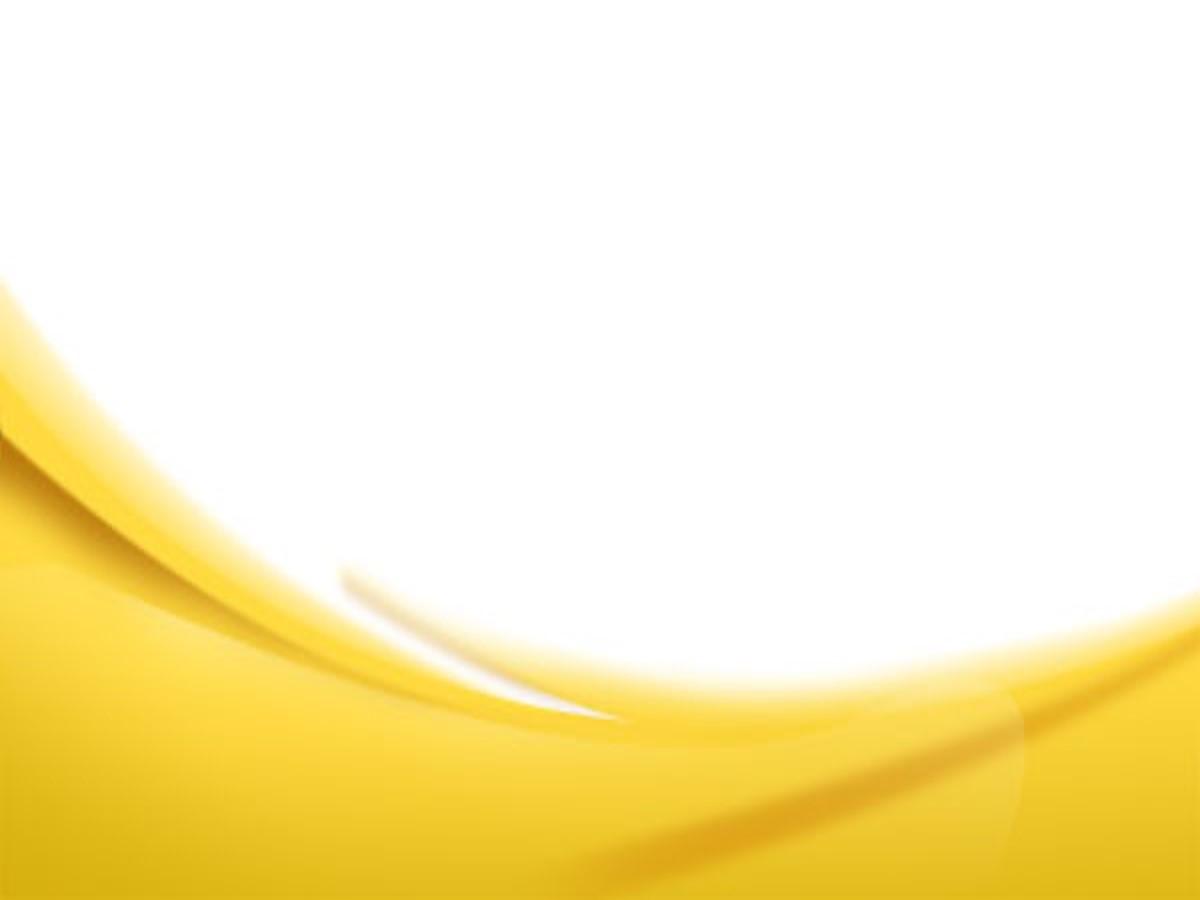 简约风PPT模板 黄色柔光PPT模板