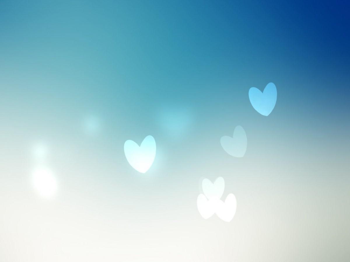 简洁彩色PPT背景图片 扁平化iOS风PPT背景图片