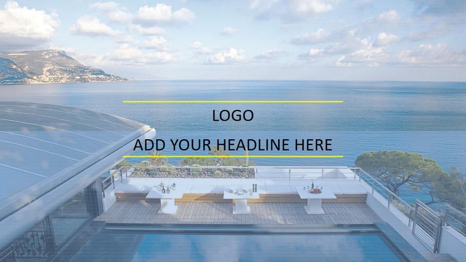 酒店 旅游宣传培训总结PPT模板